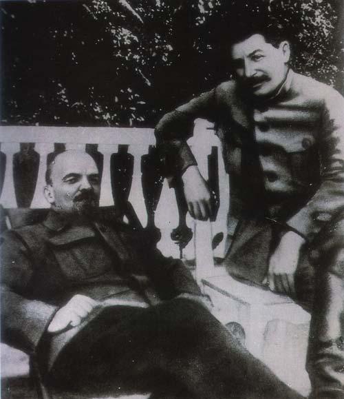 bulgakov relationship with stalin lenin